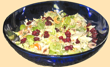 grapes salad